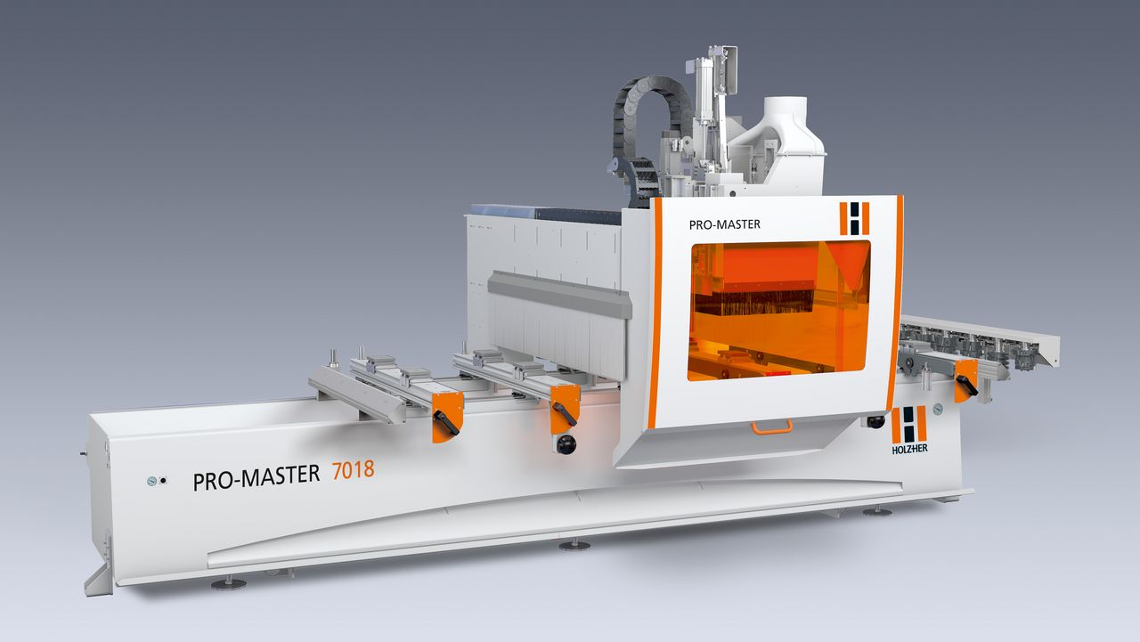 HOLZ-HER PRO-MASTER 7018